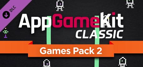 AppGameKit Classic - Games Pack 2