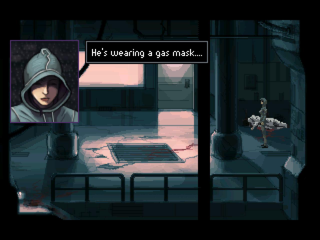 Gemini Rue screenshot