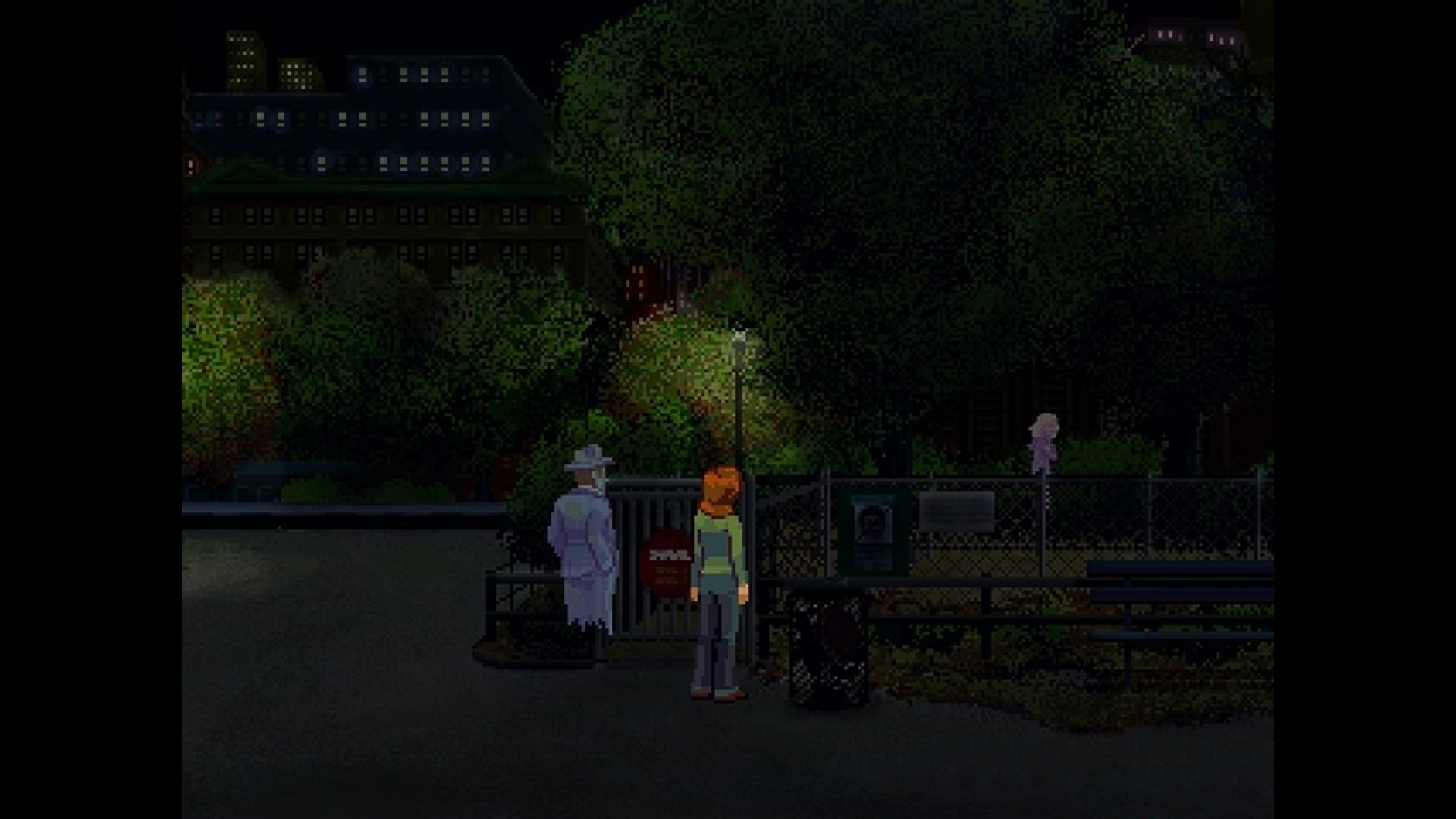 The Blackwell Legacy screenshot