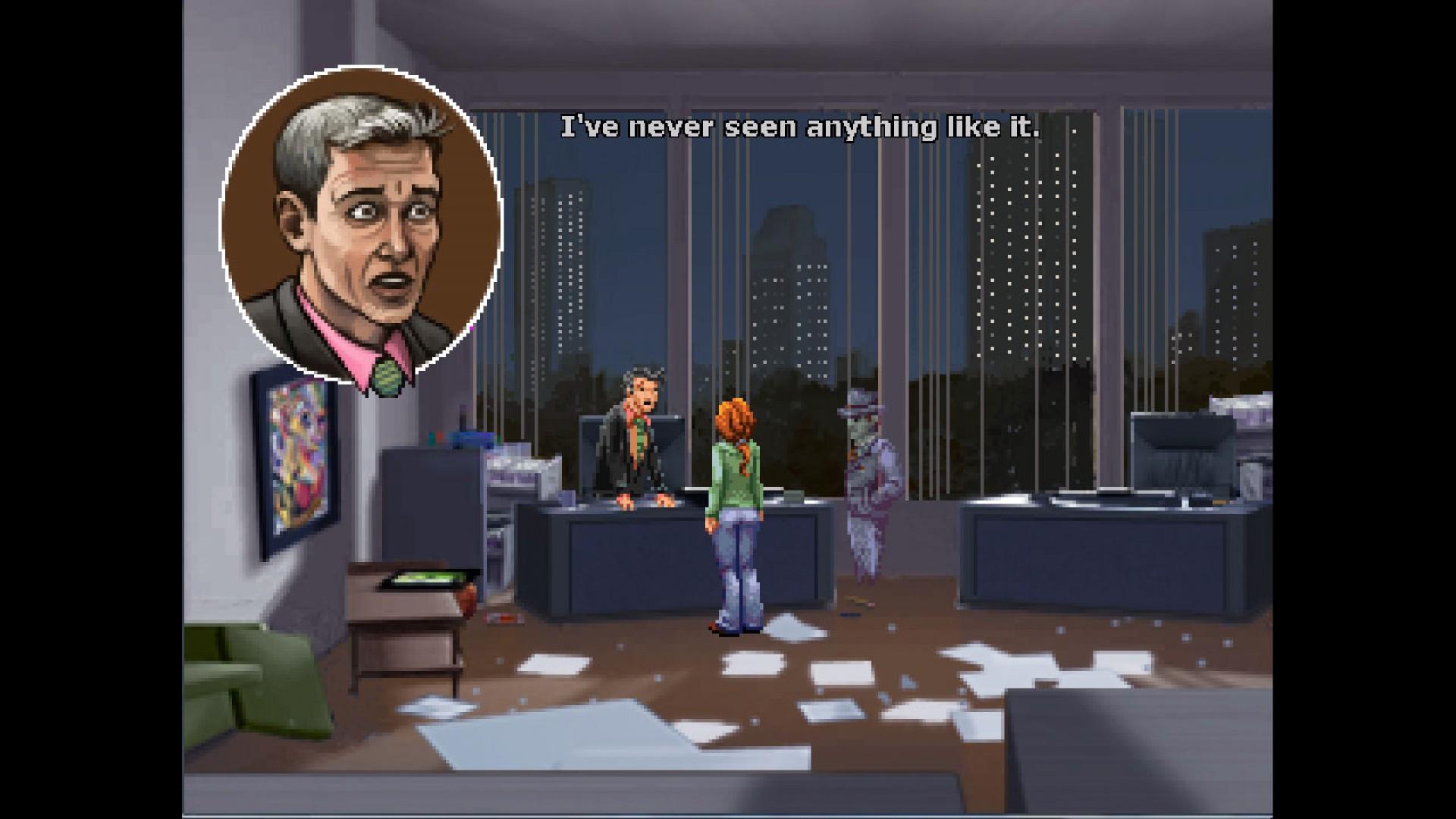 Blackwell Convergence screenshot