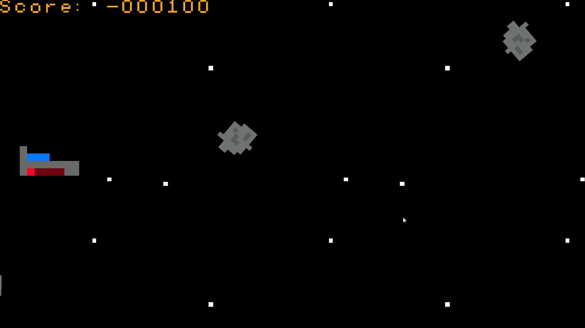 Injured by space screenshot