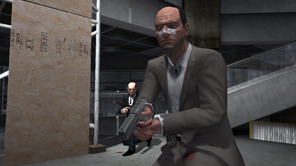 Kane and Lynch: Dead Men screenshot