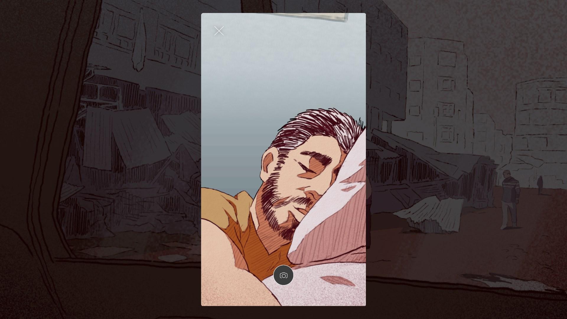 Bury Me, My Love screenshot
