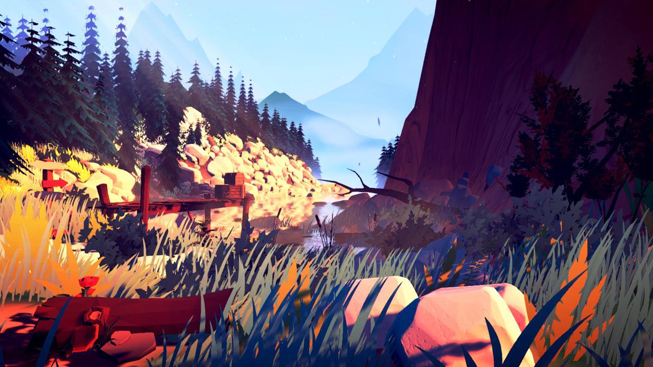 Riverhill Trials screenshot