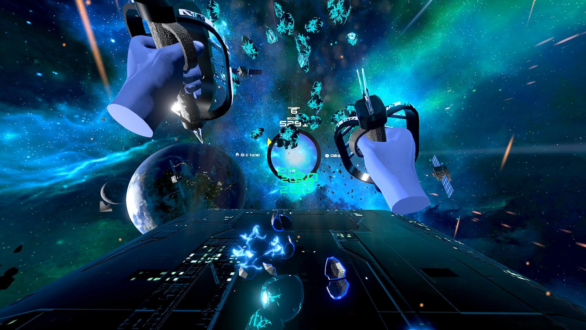 PowerBeatsVR - VR Fitness screenshot