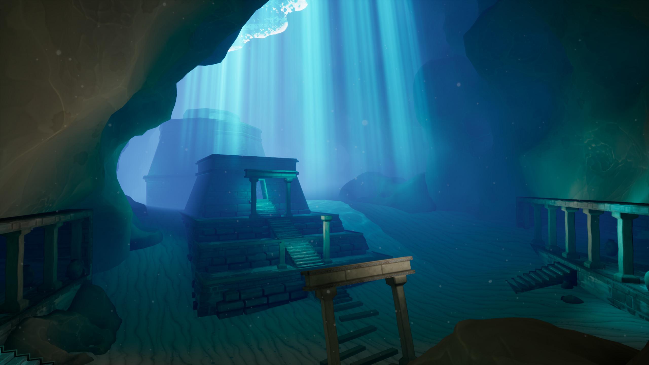Mythic Ocean screenshot