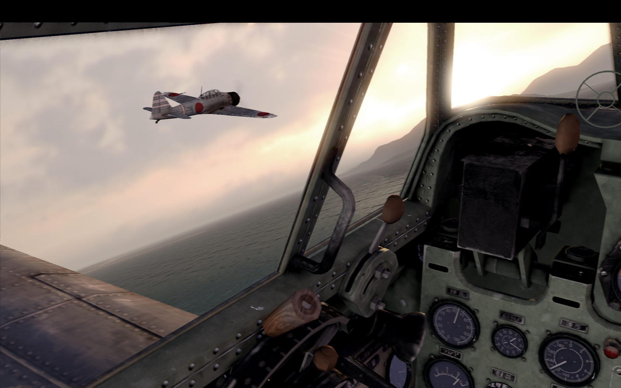 Battlestations Pacific screenshot