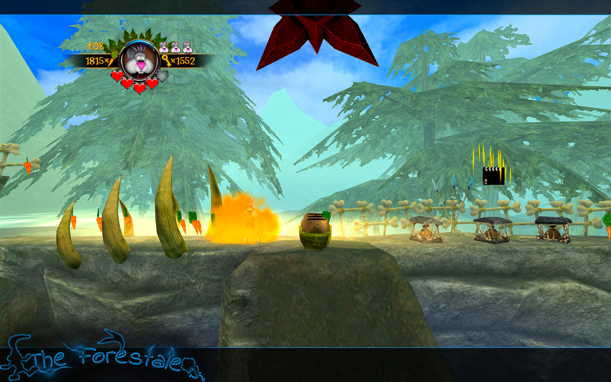 The Forestale screenshot