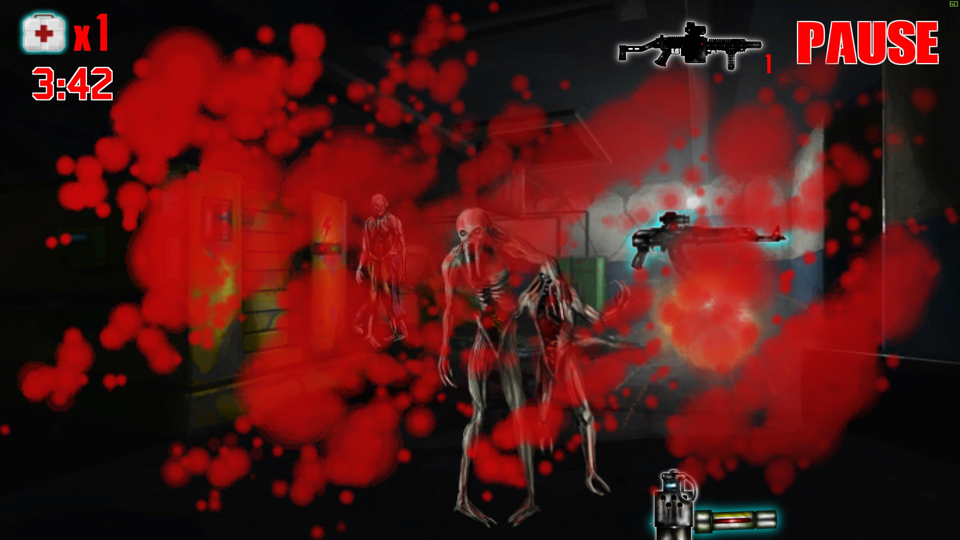 Zombie Desperation screenshot