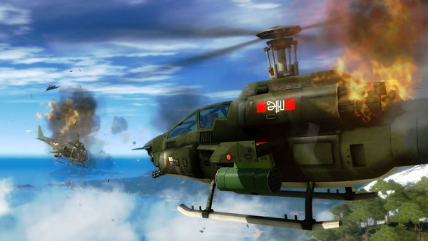 Just Cause 2 PC Game 15 DLCs Download