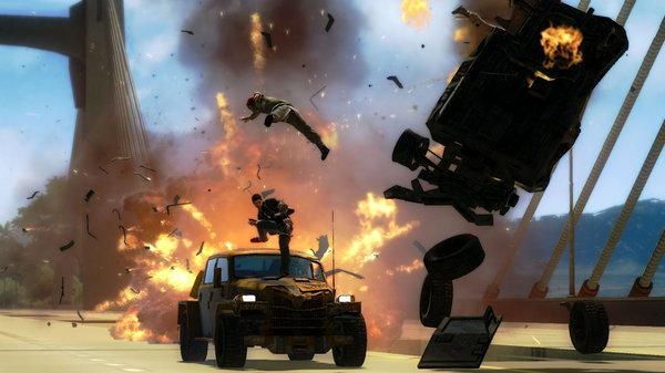 Скриншот игры [Аккаунт] Just Cause 2