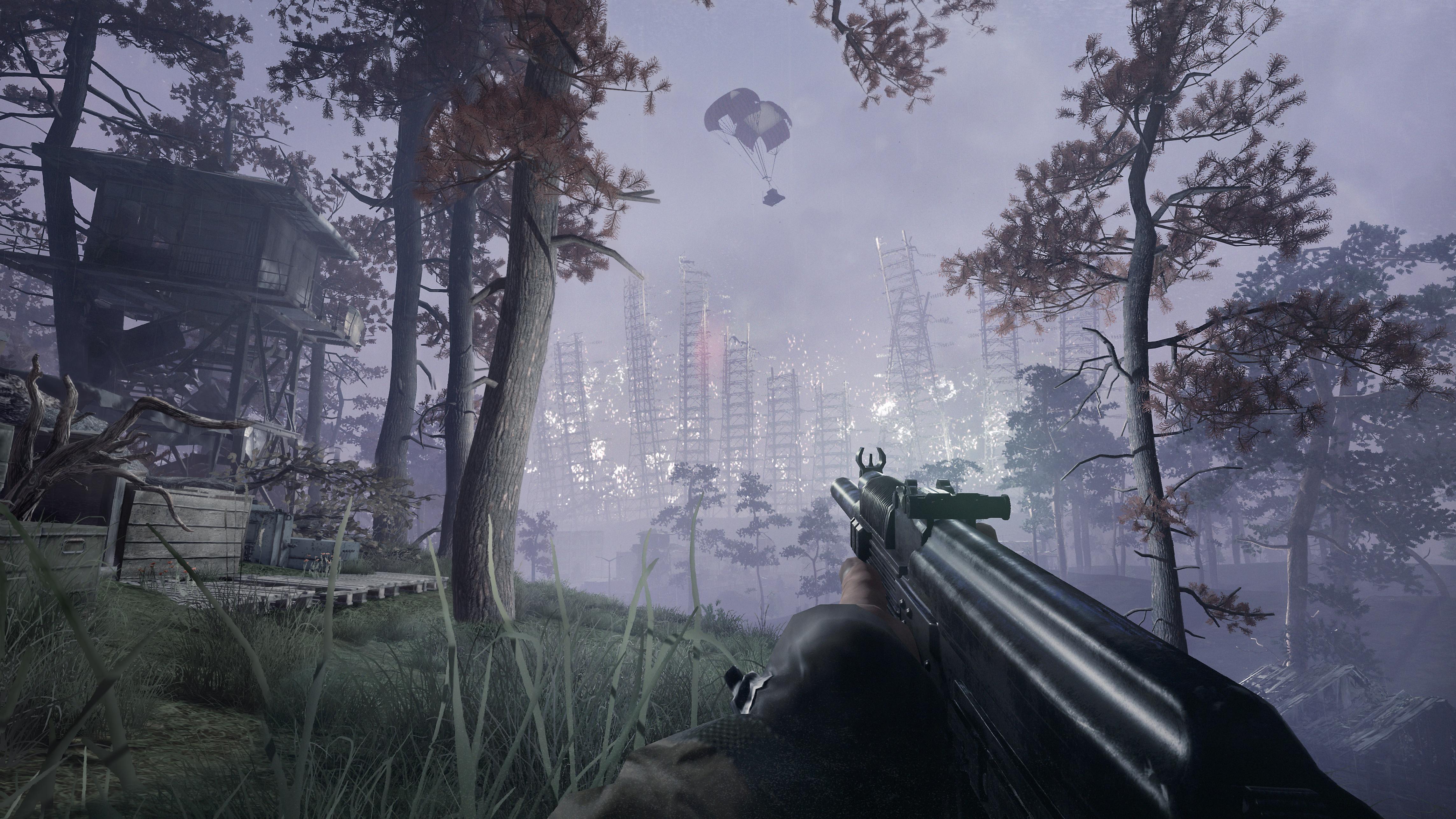 Fear The Wolves screenshot