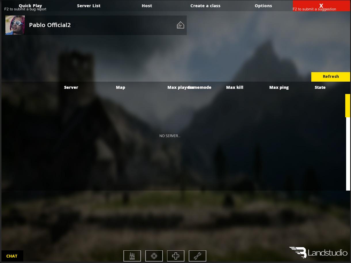 Landwars screenshot