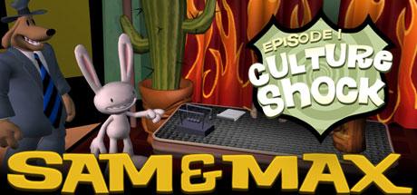 Sam & Max 101: Culture Shock