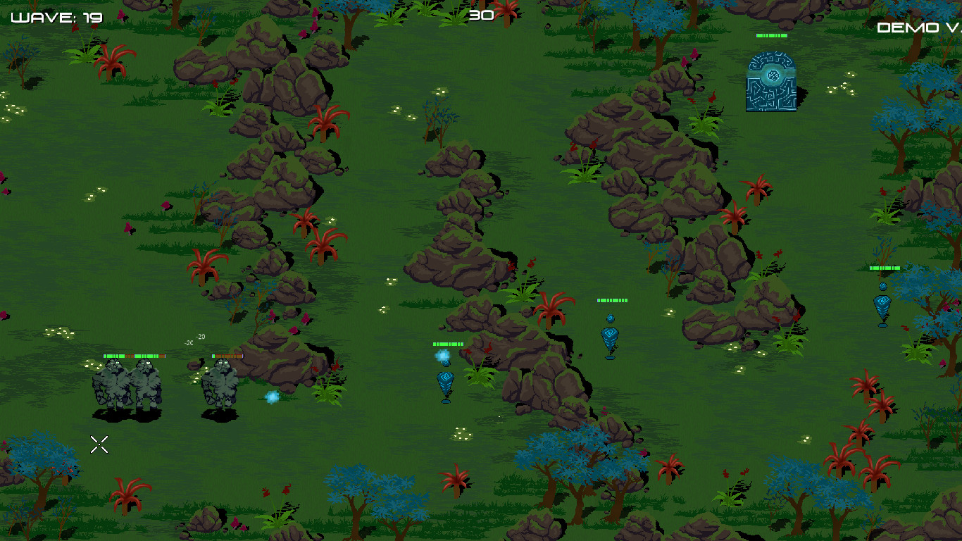 Empire of the Dead Souls screenshot