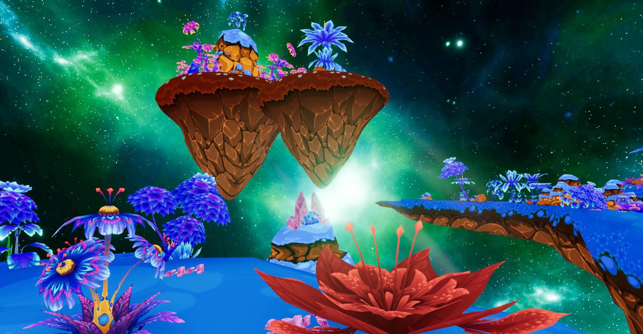 Stardust VR screenshot