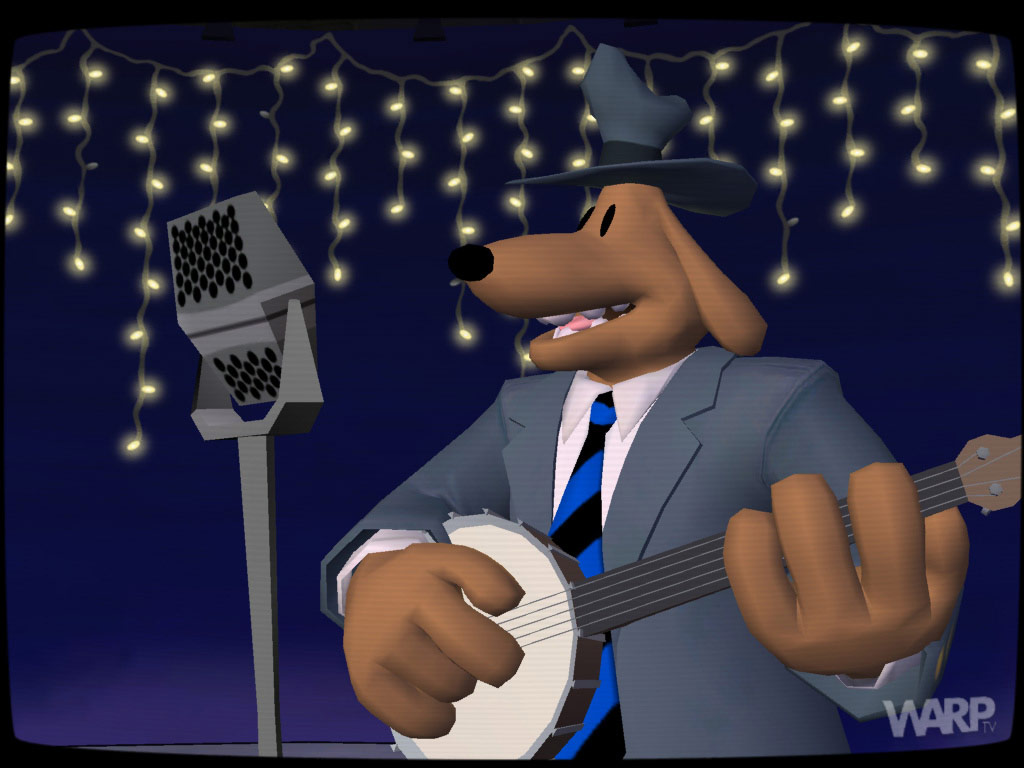Sam & Max 102: Situation: Comedy screenshot