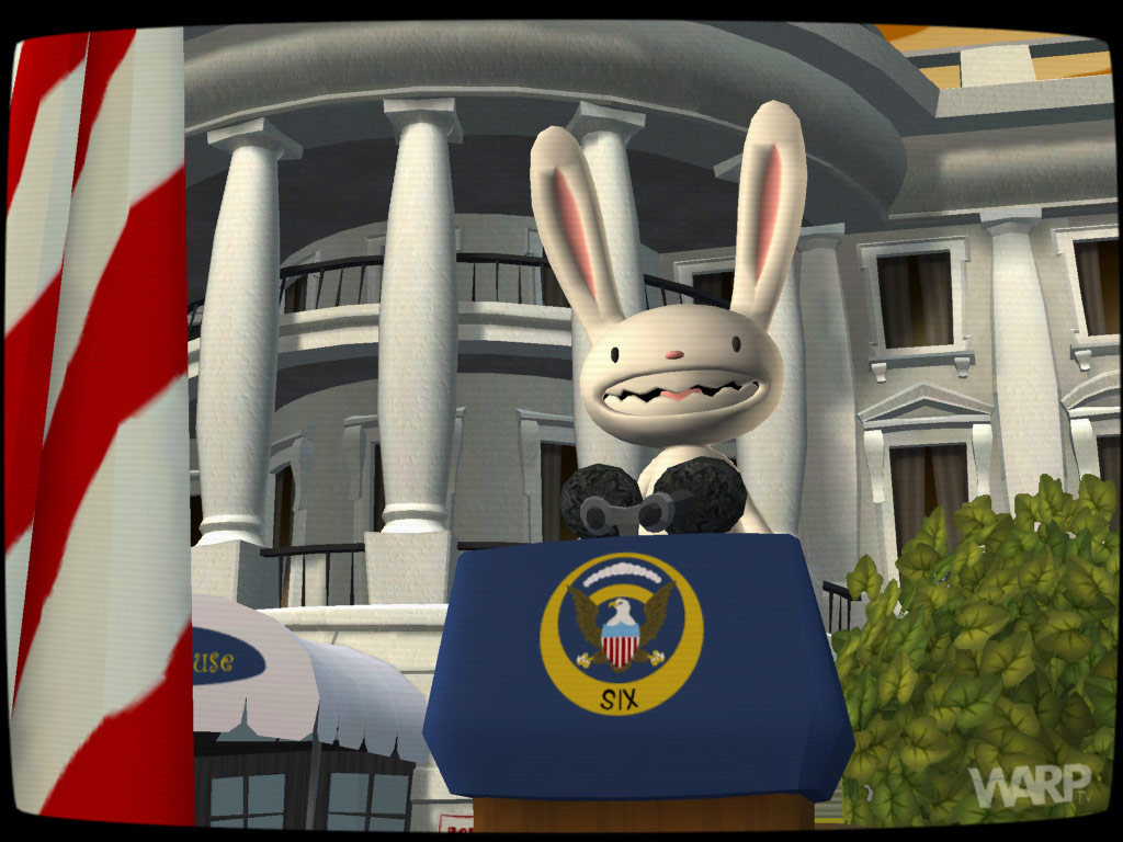 Sam & Max 104: Abe Lincoln Must Die! screenshot