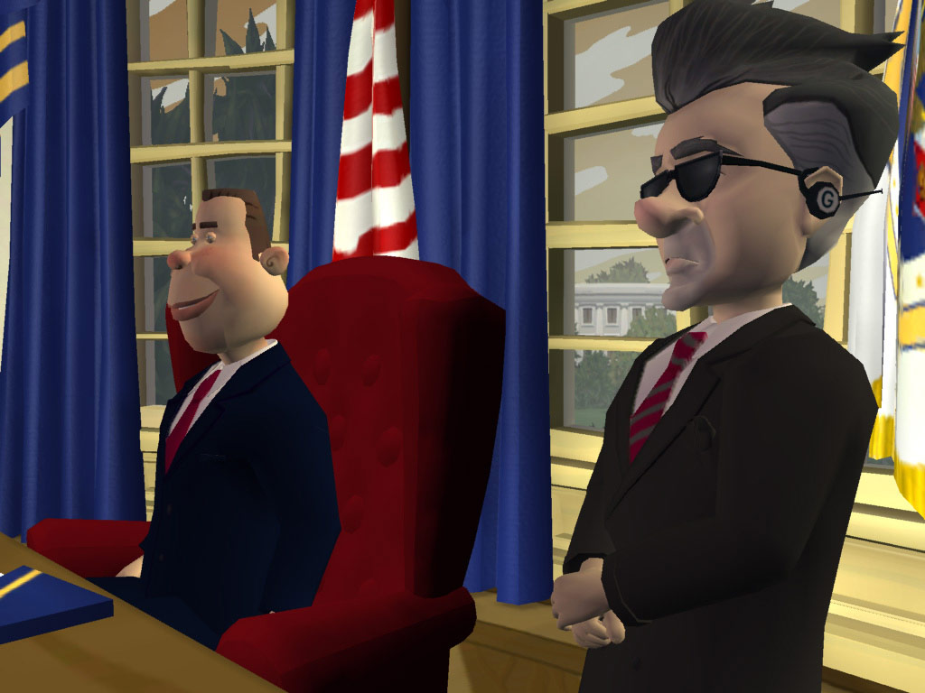 Sam & Max 104: Abe Lincoln Must Die! screenshot
