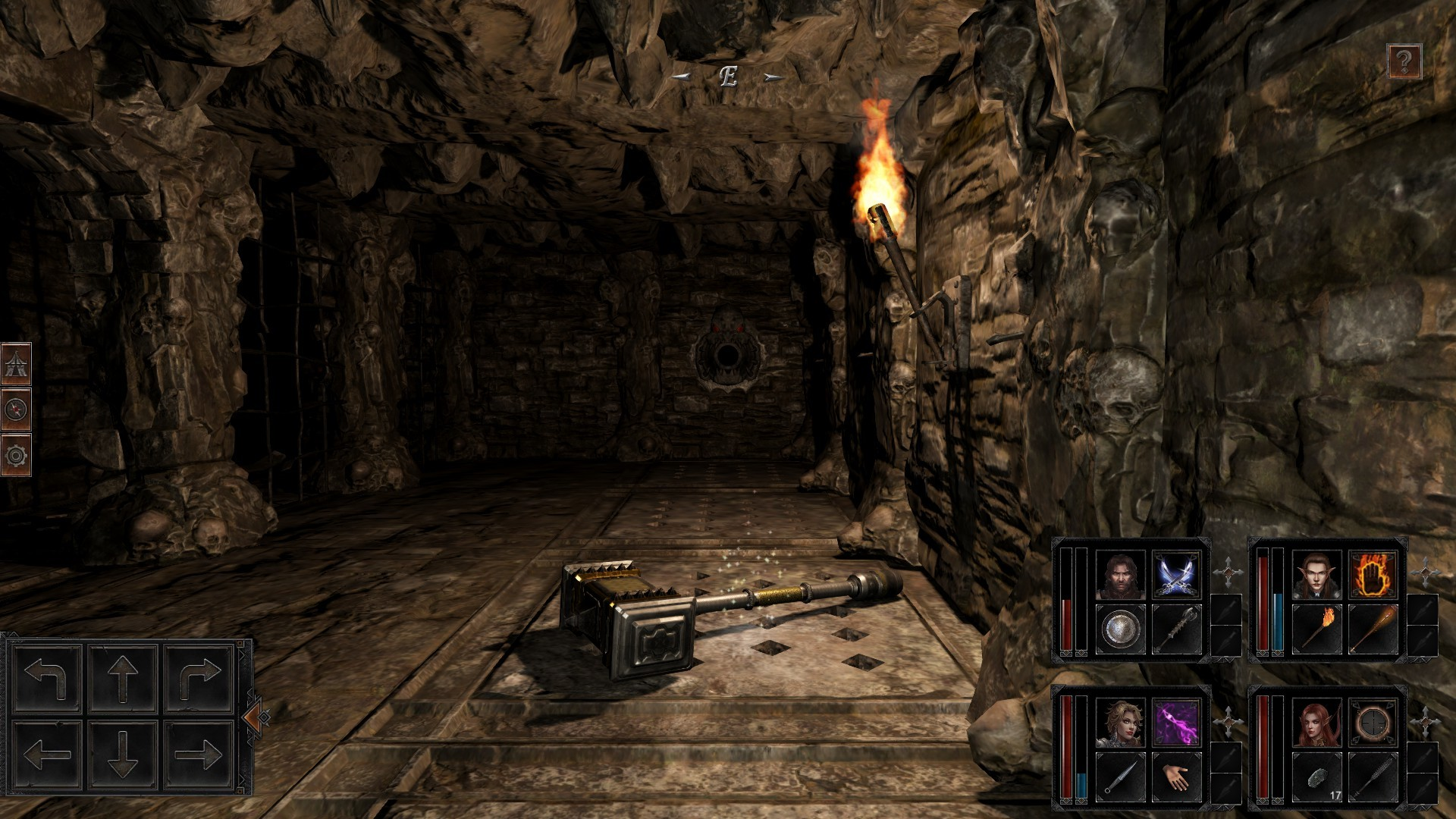Dungeon Of Dragon Knight screenshot