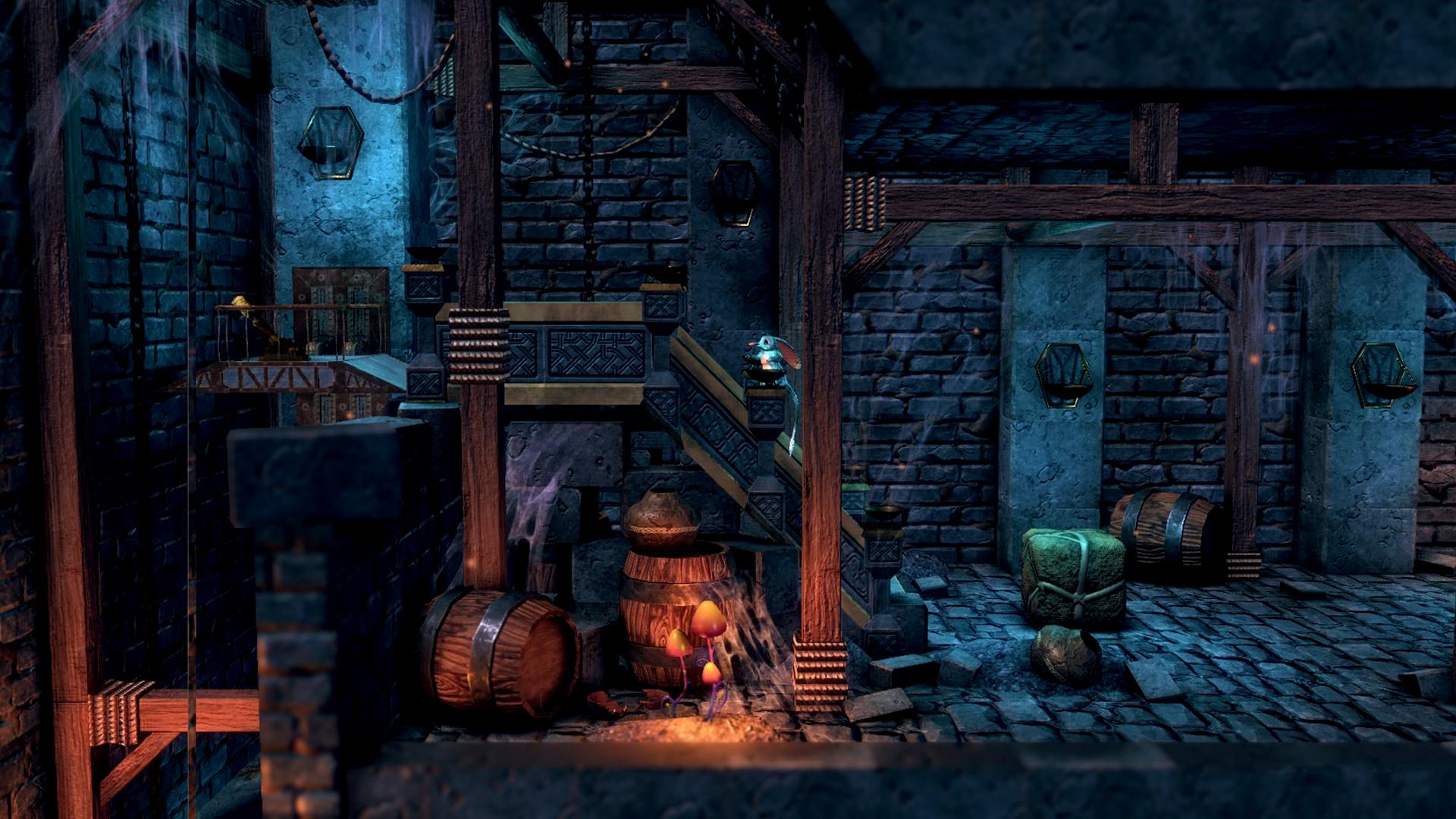 Macrotis: A Mother's Journey screenshot