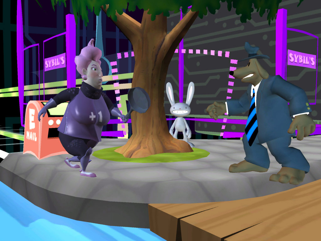Sam & Max 105: Reality 2.0 screenshot