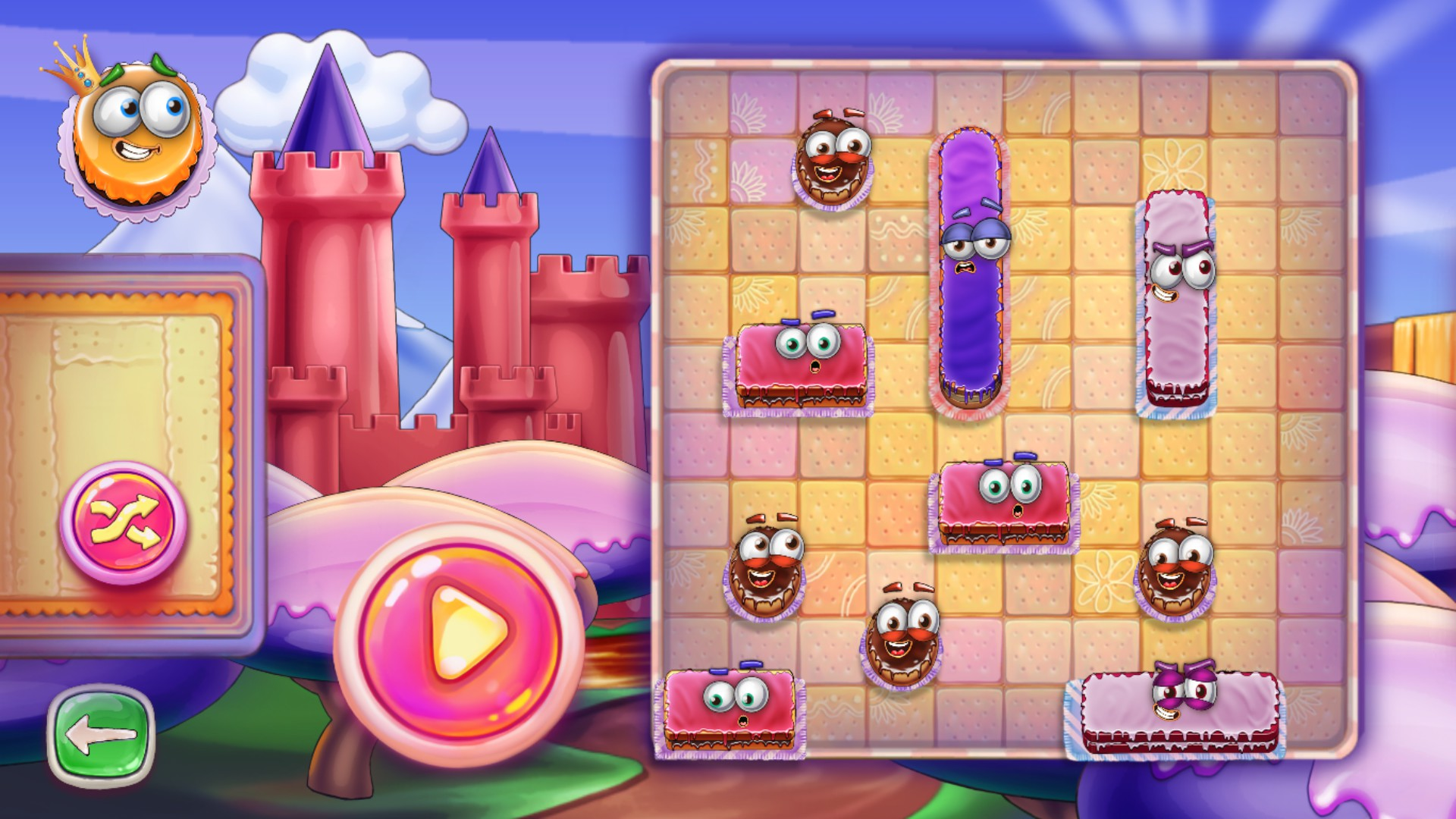 Jolly Battle screenshot