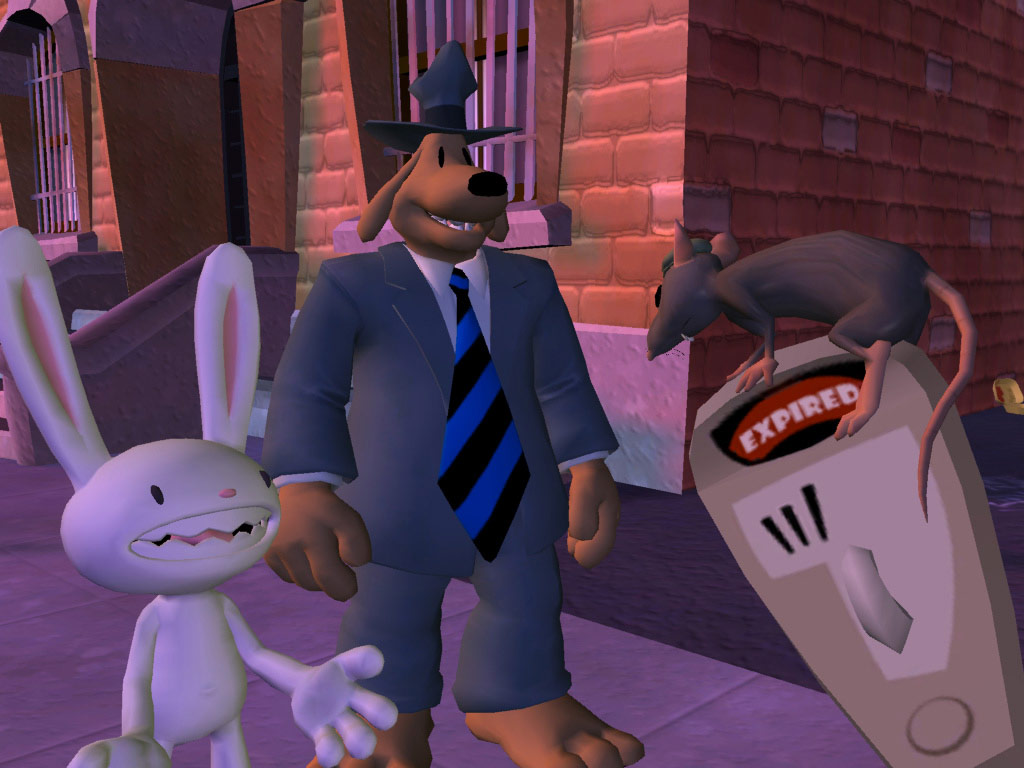 Sam & Max 106: Bright Side of the Moon screenshot