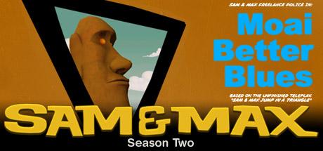 Sam & Max 202: Moai Better Blues
