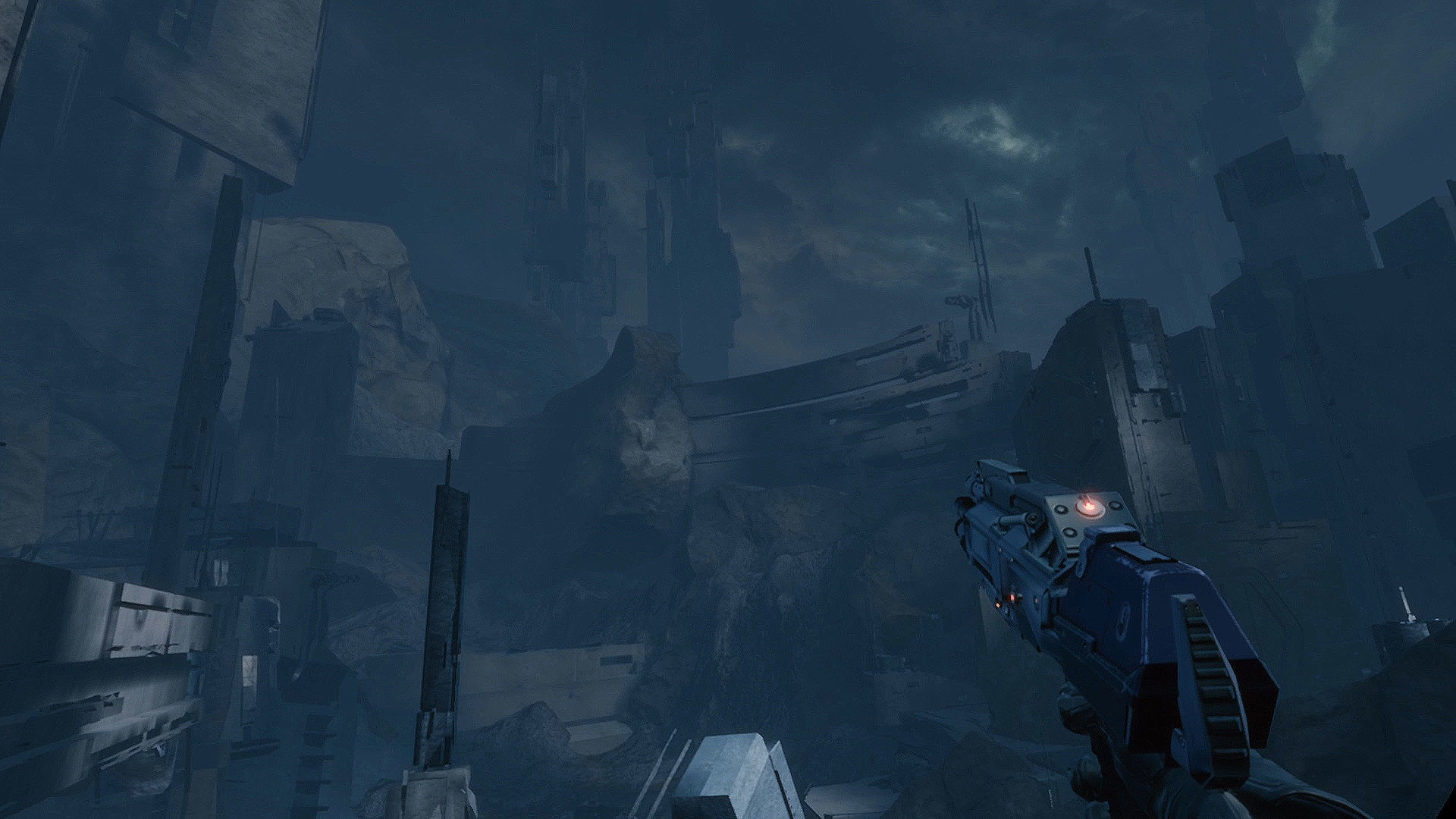 The Stranger VR screenshot