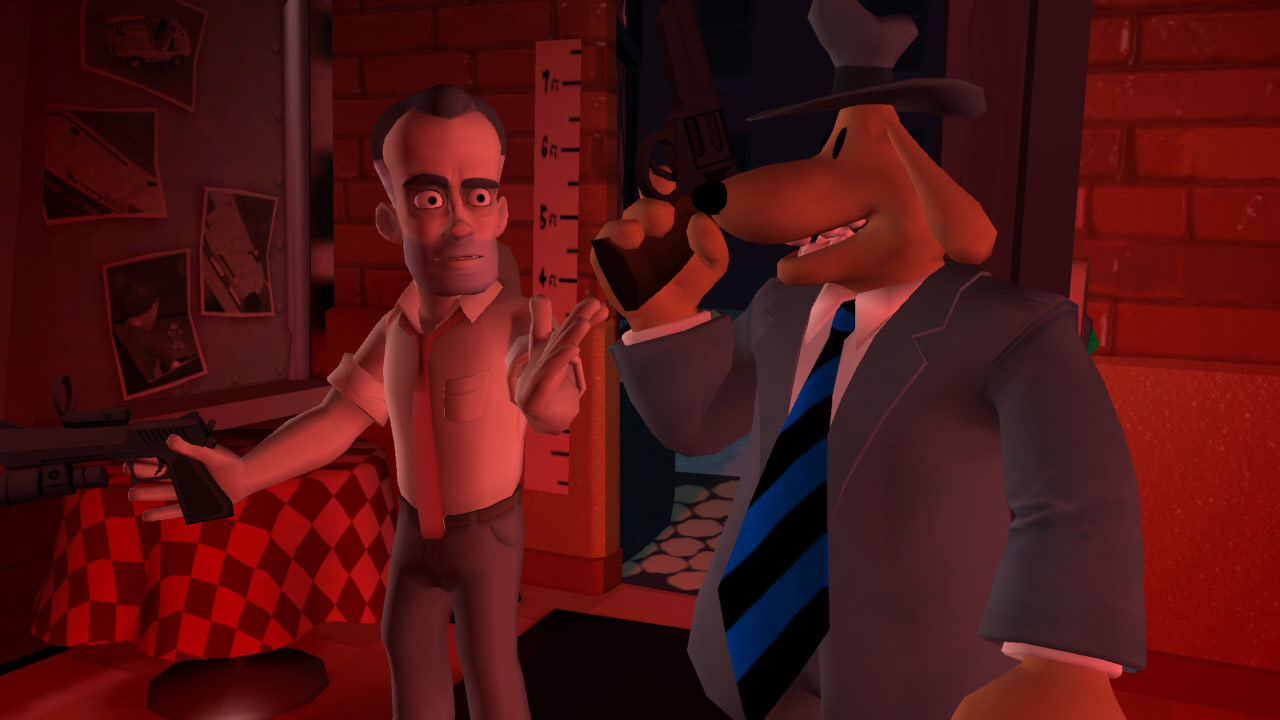 Sam & Max 204: Chariots of the Dogs screenshot