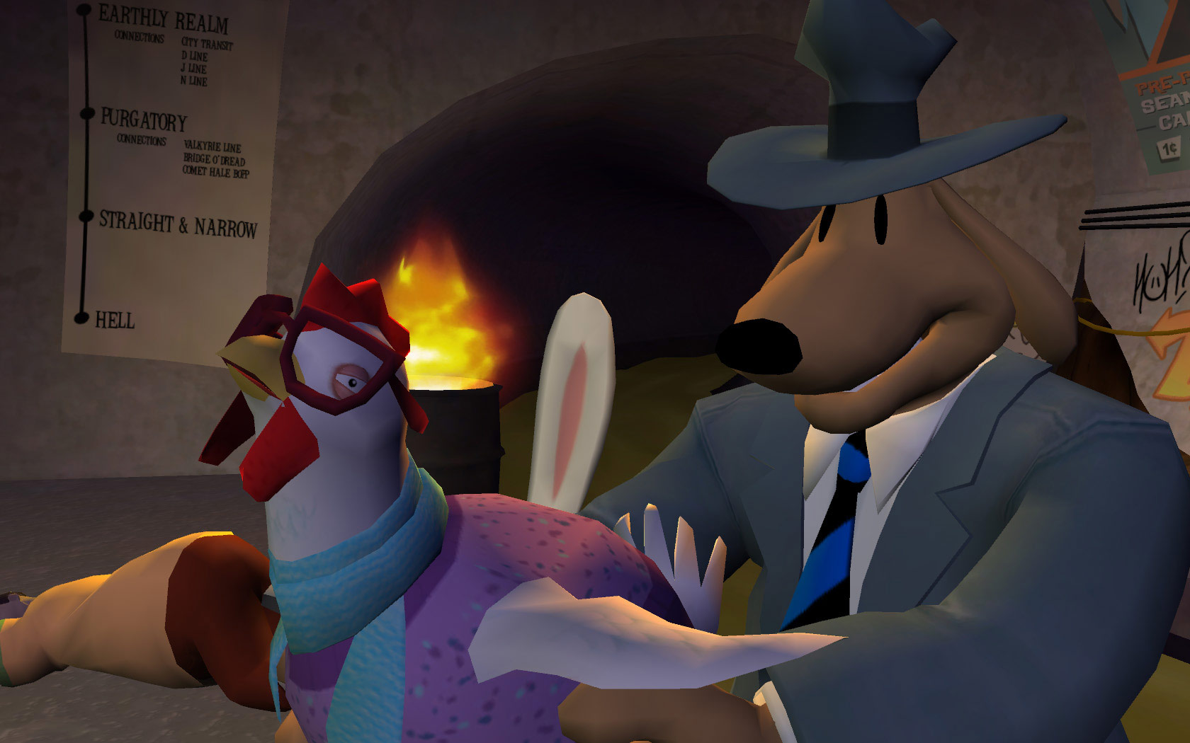 Sam & Max 205: What's New Beelzebub? screenshot