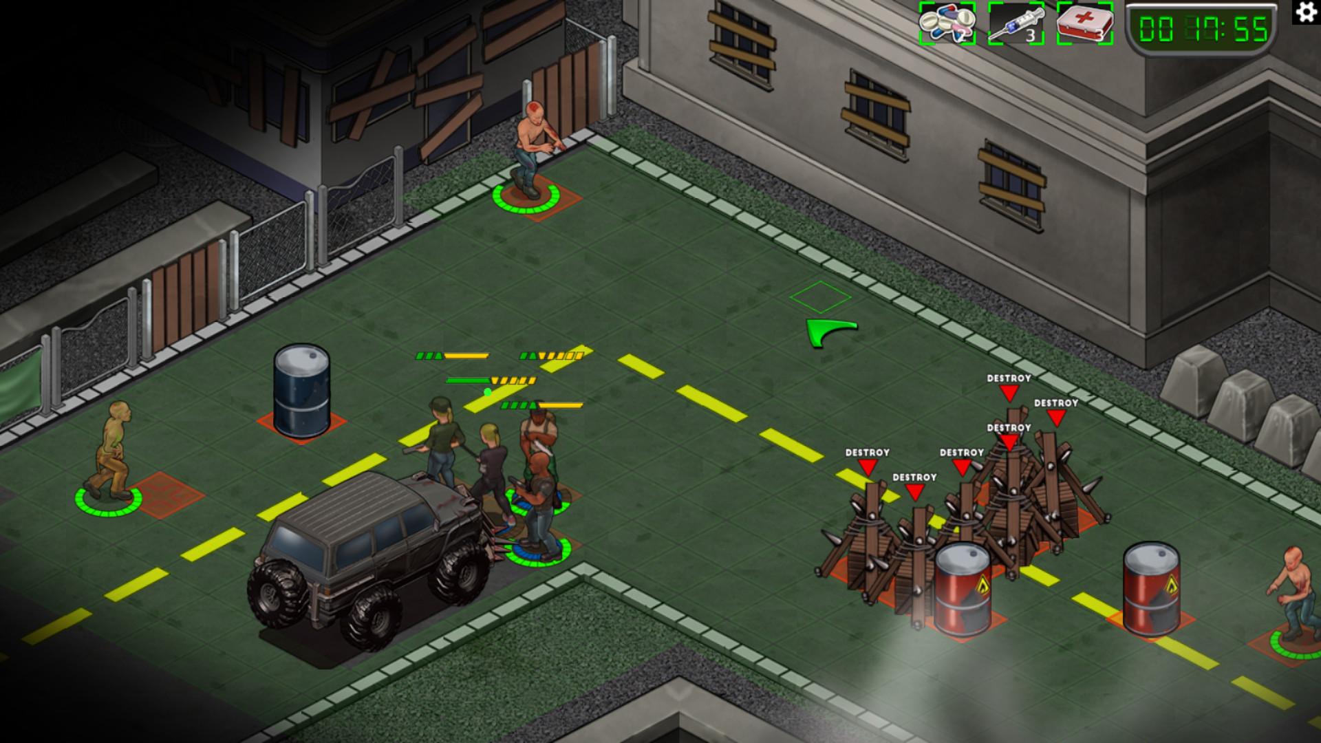 Zombie Apocalypse Survivor screenshot