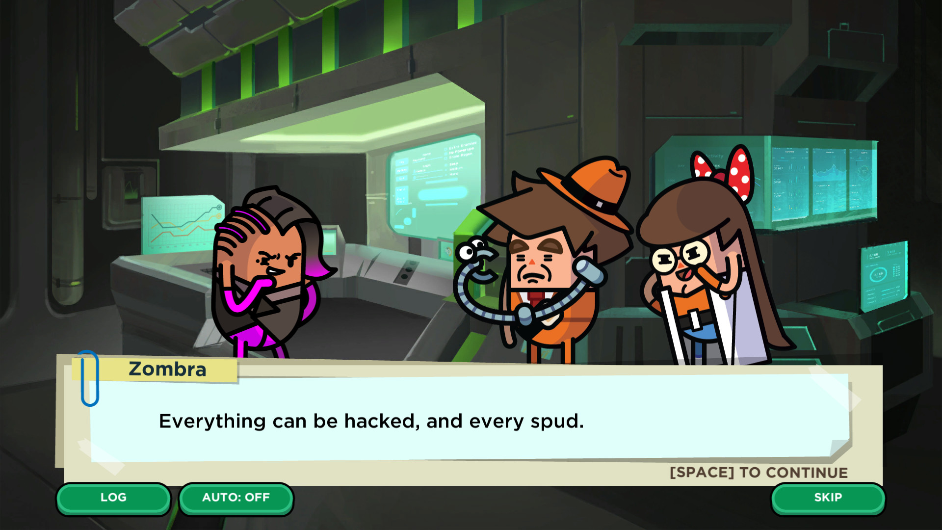 Holy Potatoes! A Spy Story?! screenshot