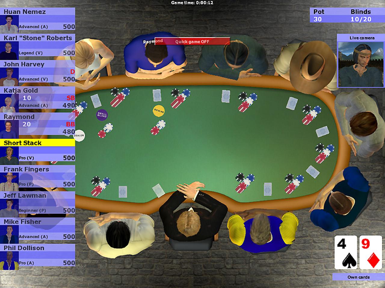 Служба безопасности казино
