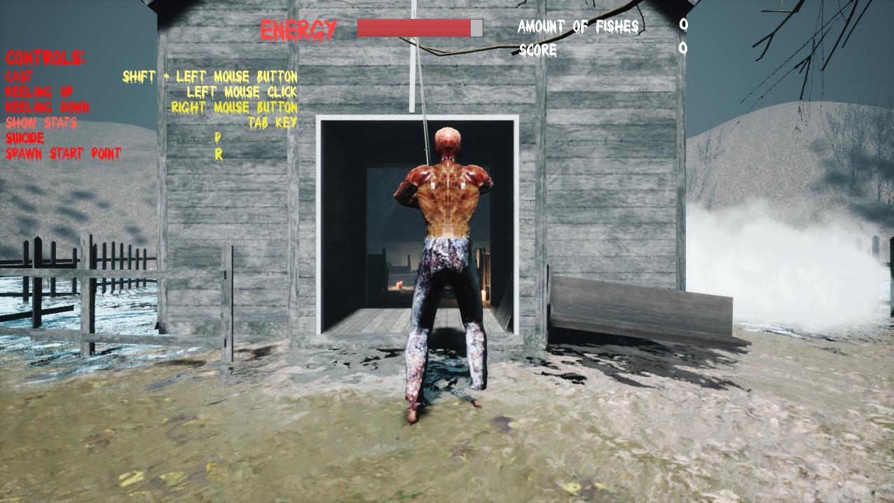 Horror Fish Simulator screenshot