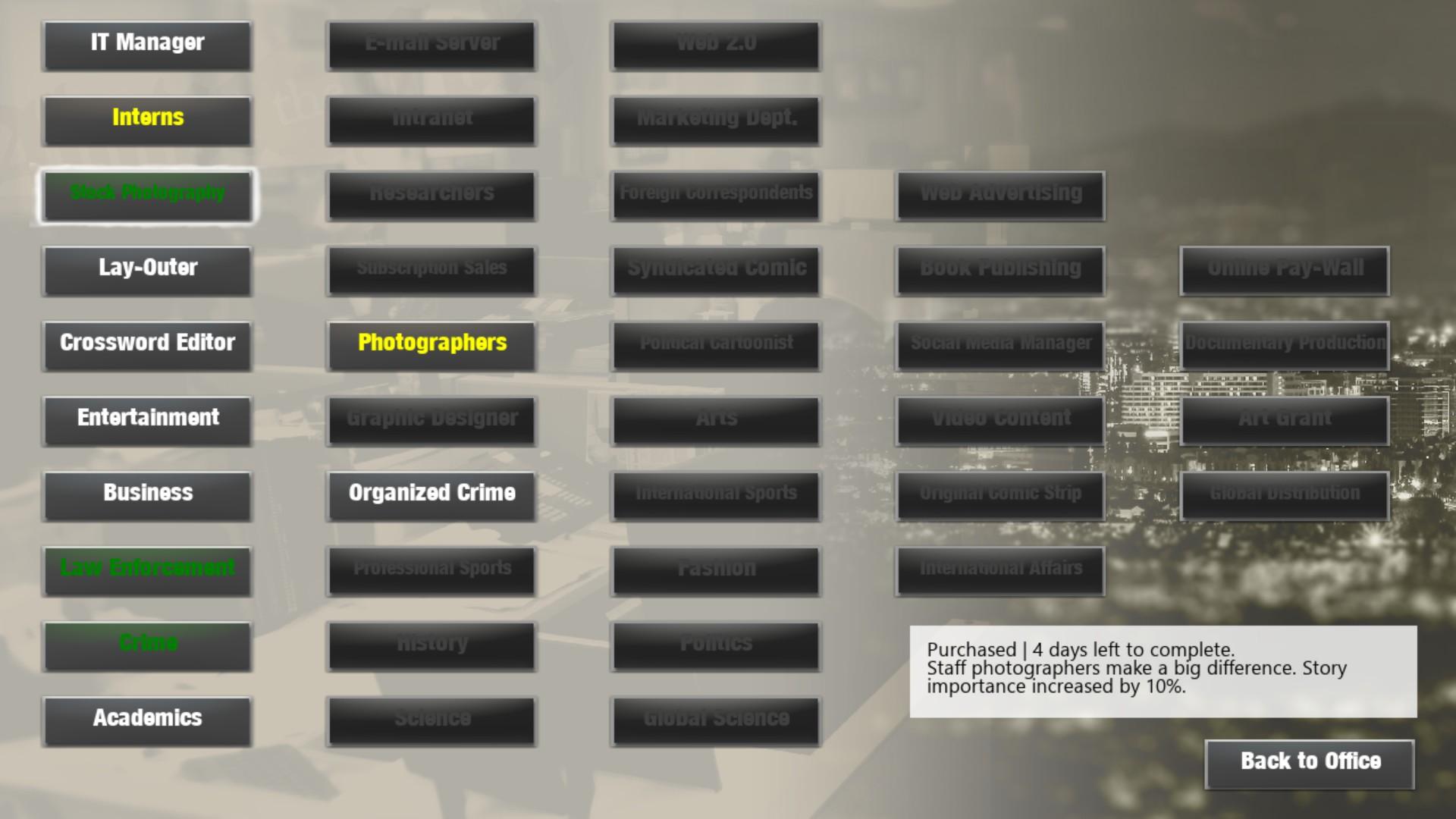 Above the Fold screenshot