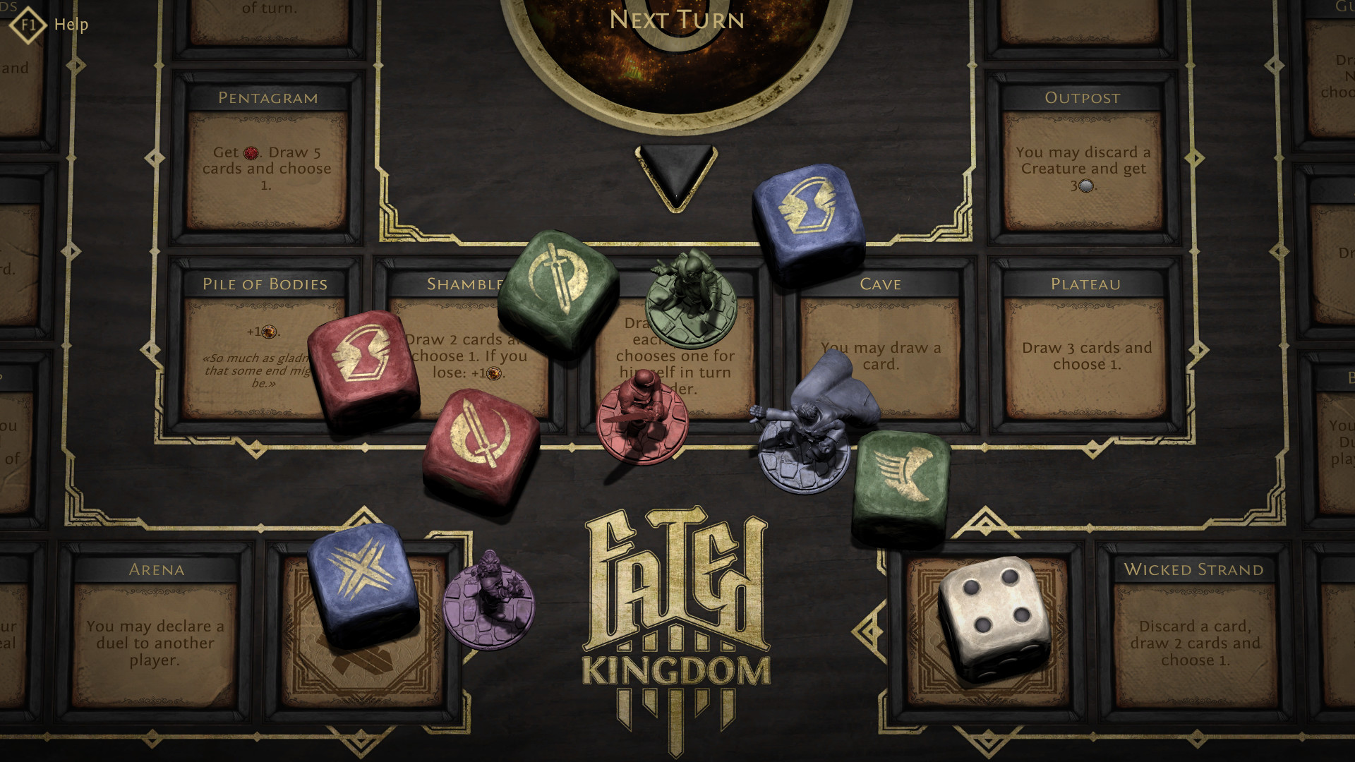 Fated Kingdom screenshot