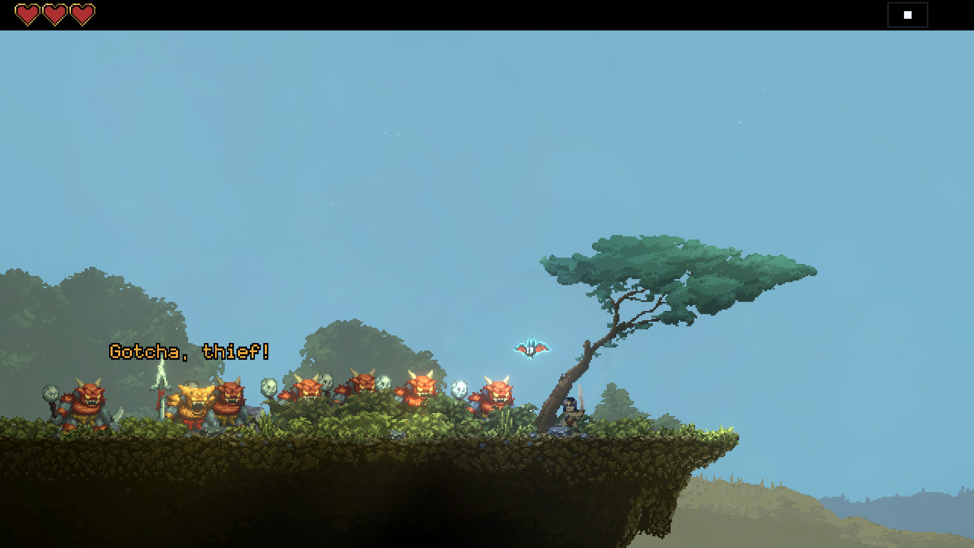 Batbarian: Testament of the Primordials screenshot