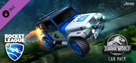 Rocket League - Jurassic World Car Pack