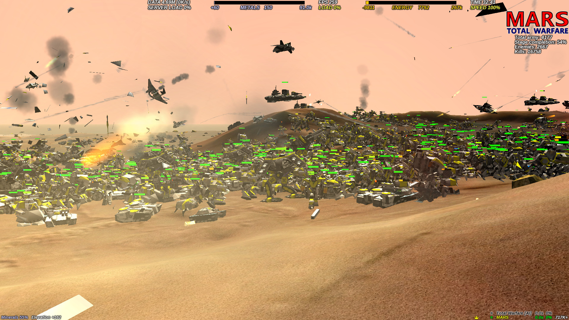 [MARS] Total Warfare - Annual Player upgrade (2019) screenshot