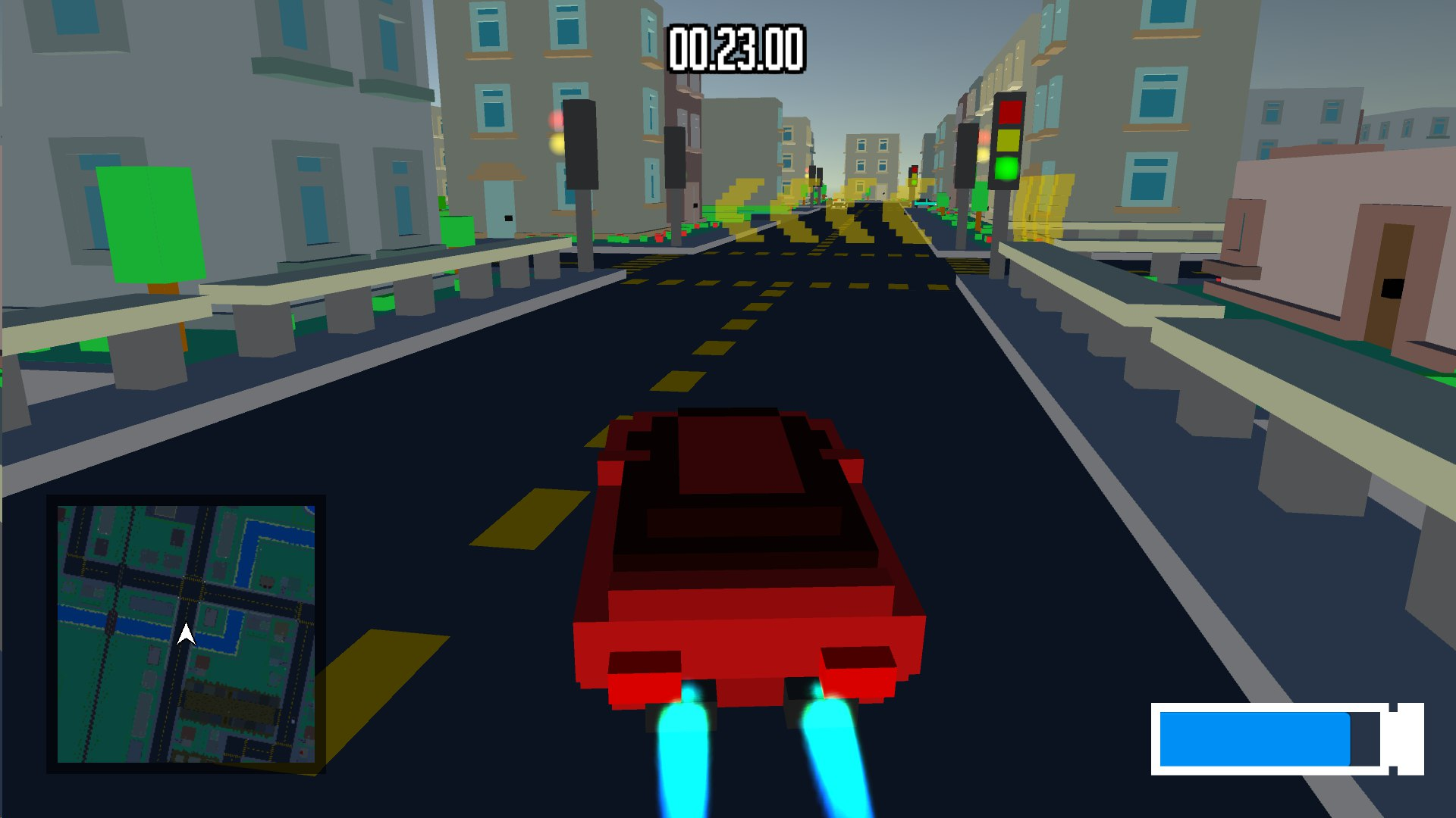 Primitive Race screenshot
