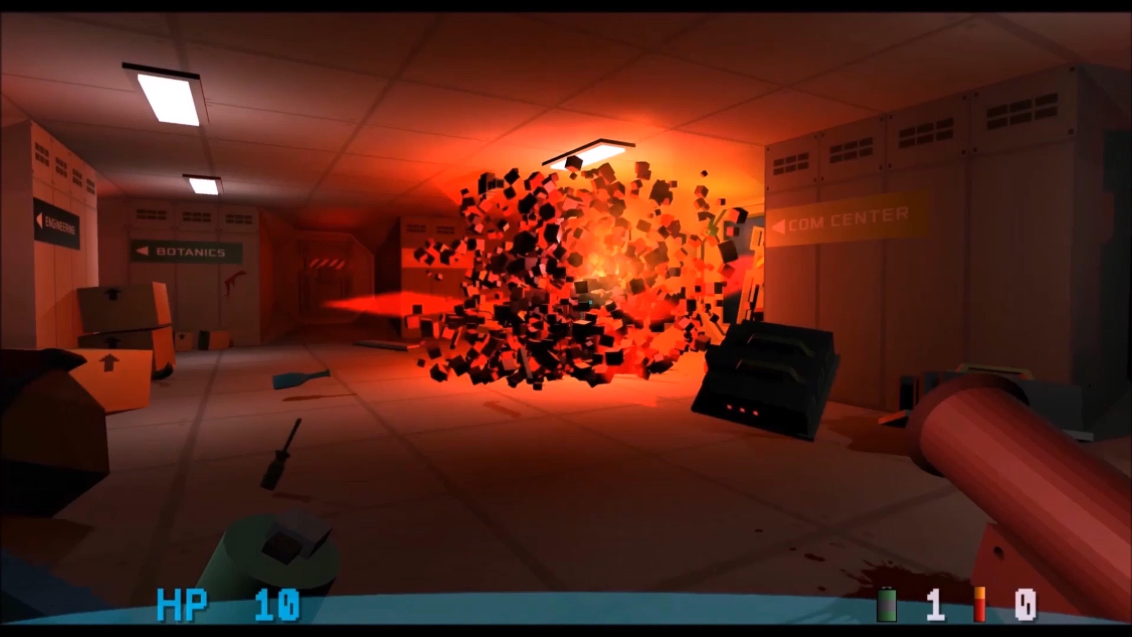 Visceral Cubes screenshot