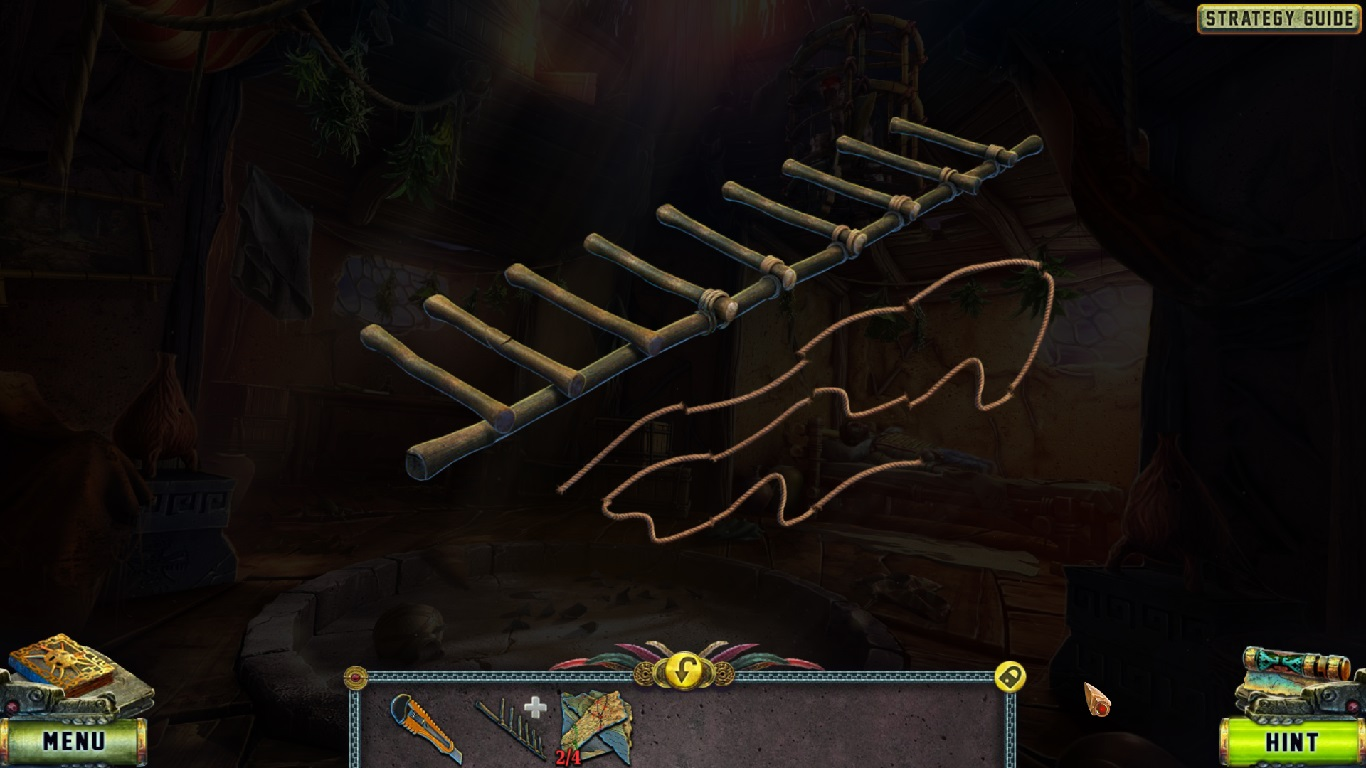 The Legacy: Prisoner screenshot
