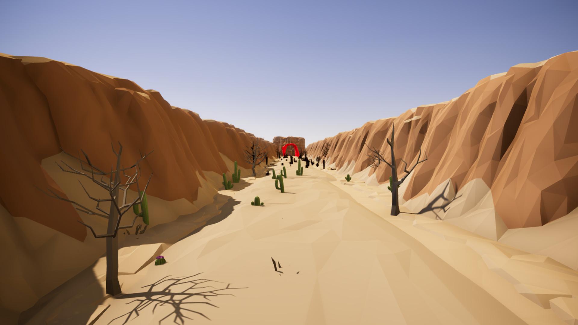 Find your way screenshot