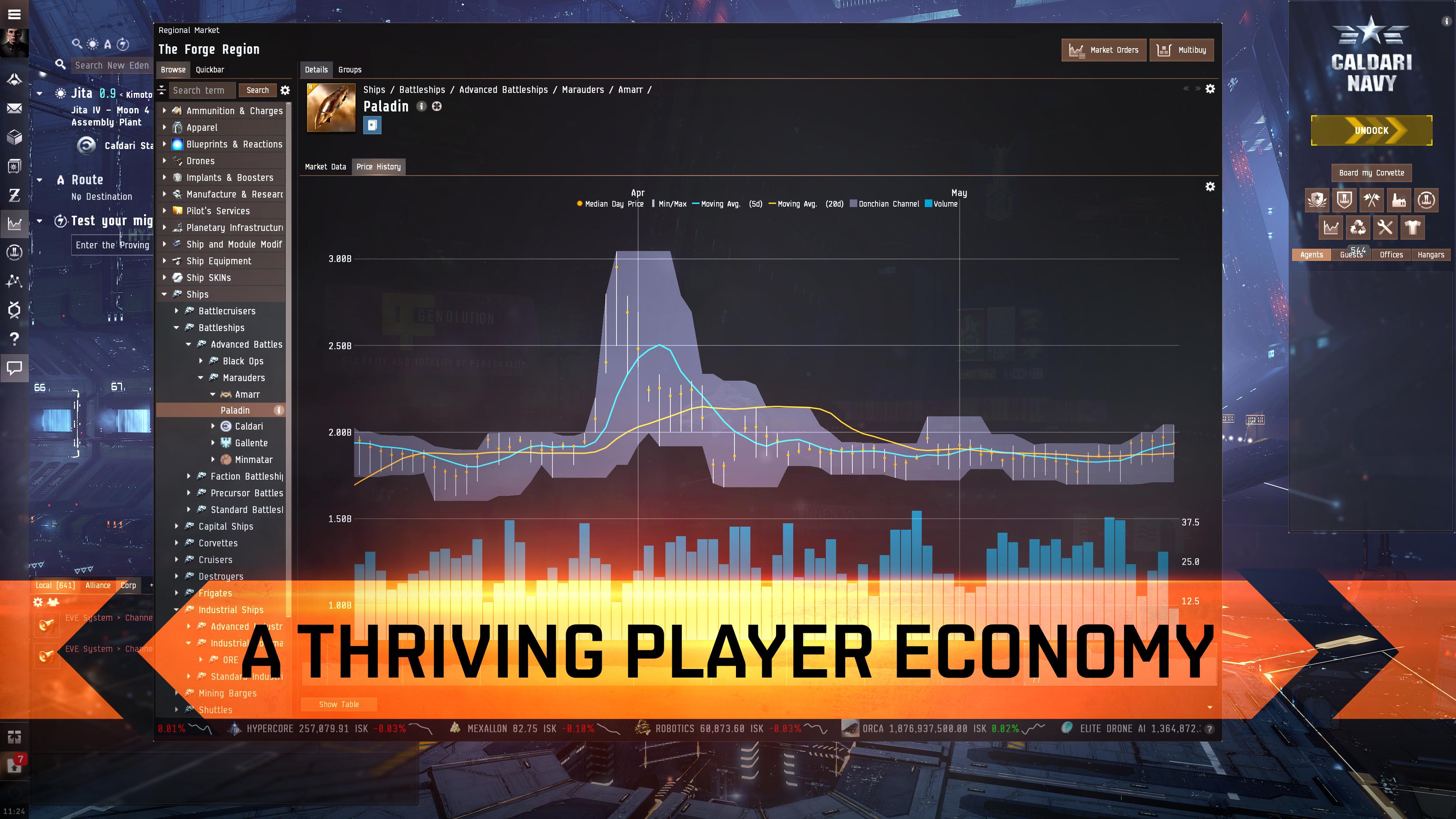 EVE Online screenshot