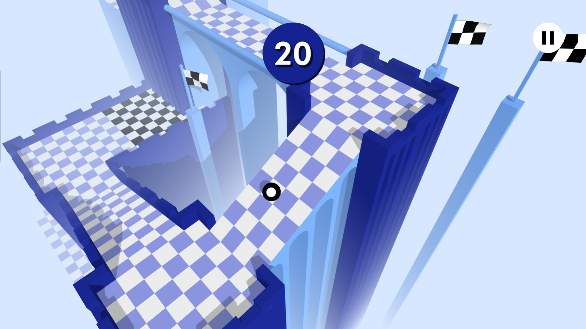 Marble Race screenshot