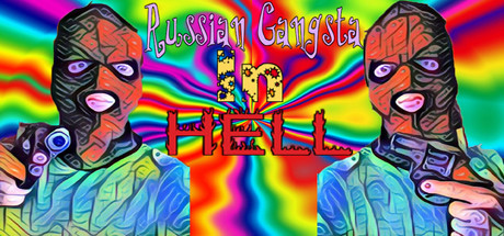 Russian Gangsta In HELL