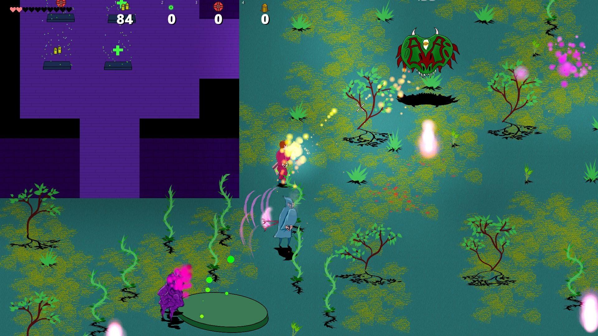 Mutants Must Die! screenshot