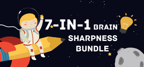 7-in-1 Brain Sharpness Bundle